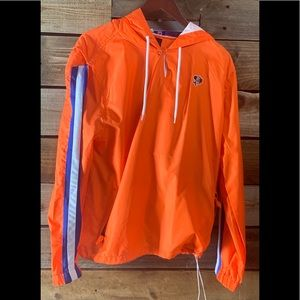 Pullover windbreaker rain Jacket stay Dry